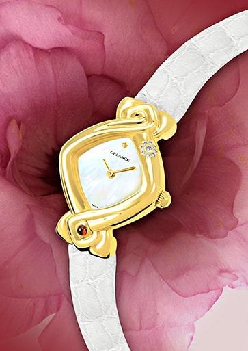WHITE LOTUS - Fleur merveilleuse