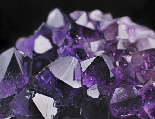 The stone of the month : FEBRUARY – Amethyst