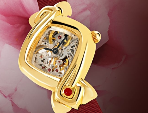 The watch of the month: JULY – Dentelle in Gold