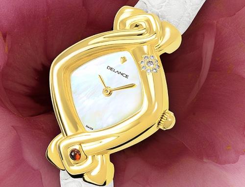 La montre du mois : JANVIER – White Lotus