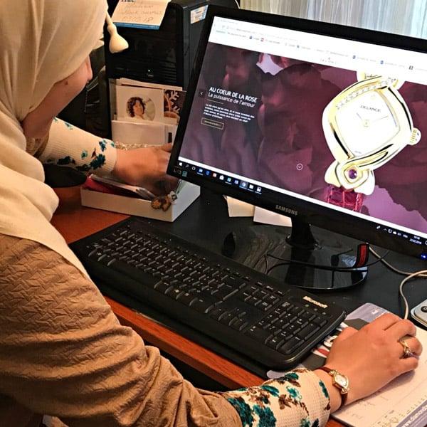 Nefissa Bedoui